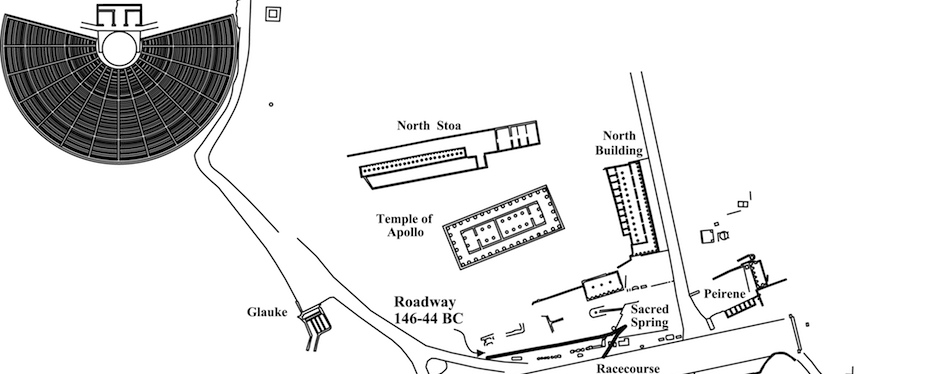 4th Century BC Restored Plan