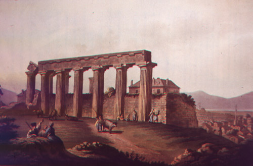 Luigi Mayer, 1776; Courtesy of the Gennadius Library, American School of Classical Studies at Athens