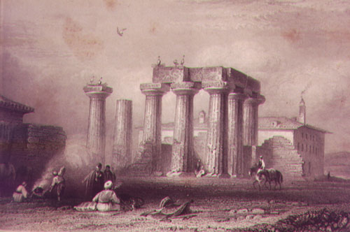 Dodwell, 1801; Courtesy of the Gennadius Library, American School of Classical Studies at Athens