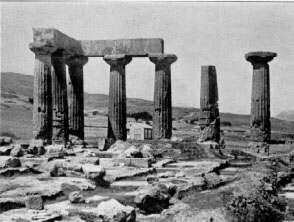 Temple, 1927; Corinth Volume I, p. 134