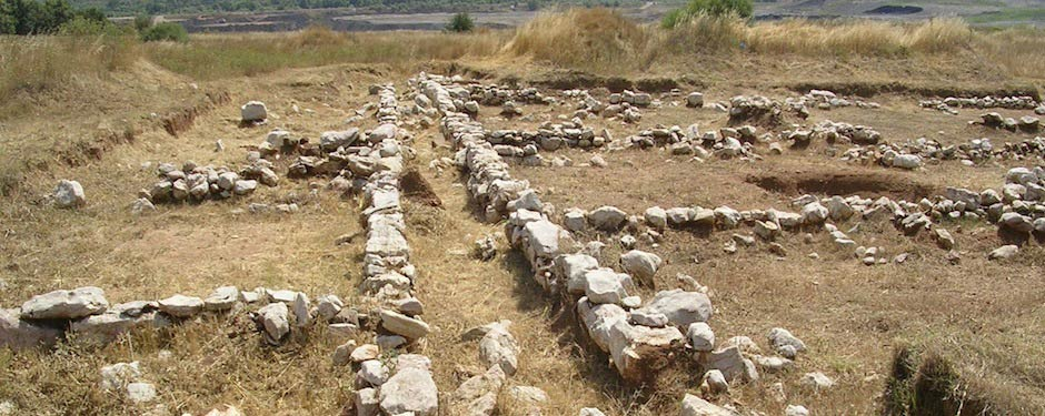 Orthogonal town planning in the Ancient Greek city of Trapezous