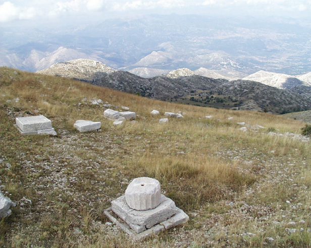 Bases for the columns of Zeus