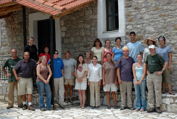 Fig. 20: Group photo 2006.
